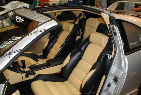 Custom Car Interior Design 2 Car Interior Design
