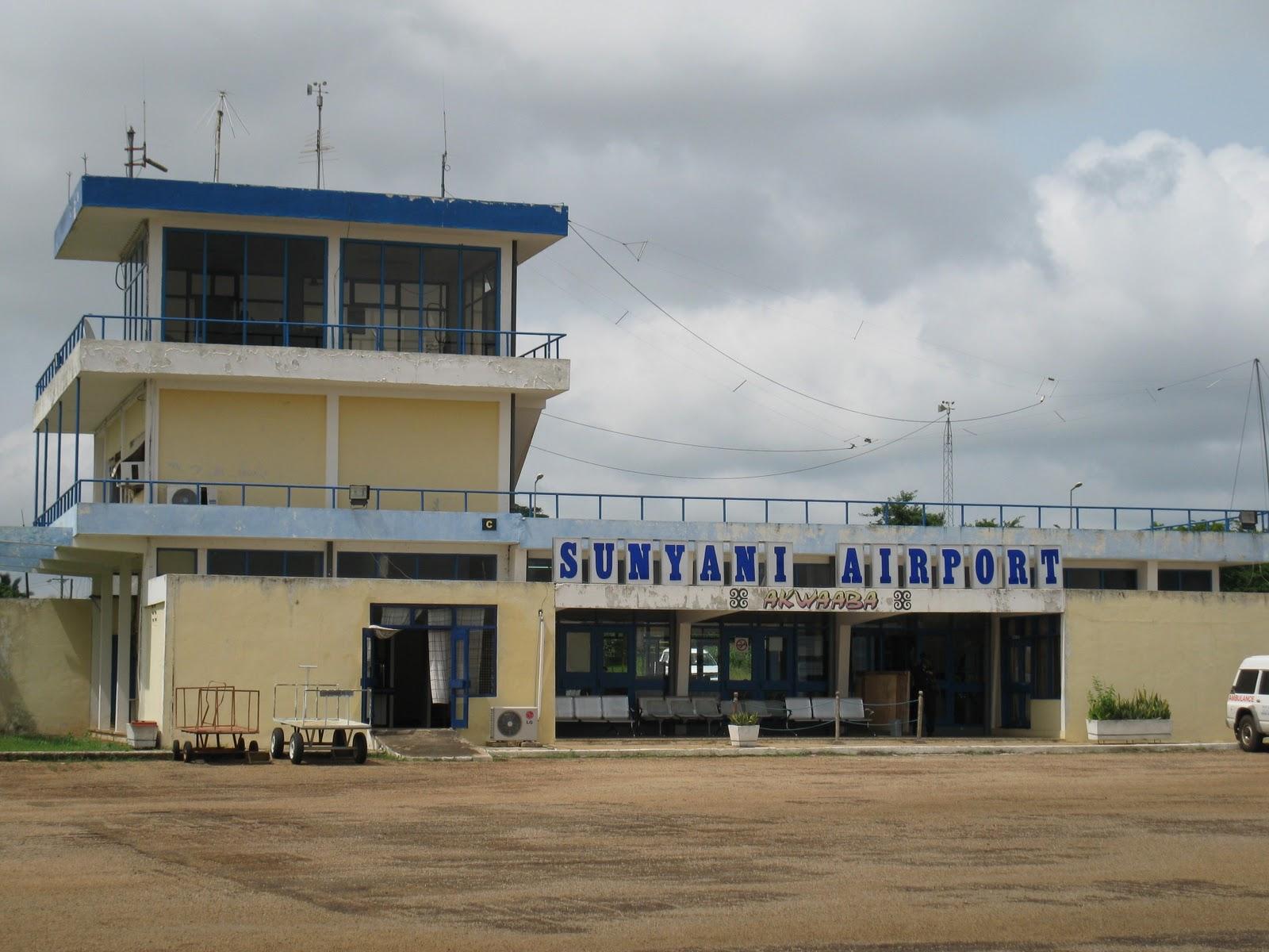 Sunyani Airport (NYI) in Ghana | Tripmondo