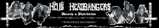 Hells Headbangers Records and Distro