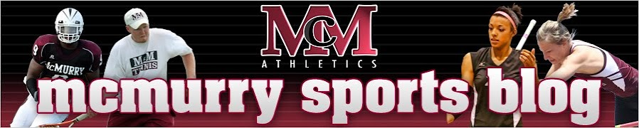 McMurry Athletics Blog