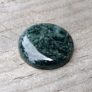 jade cabochon