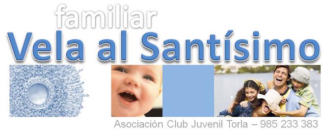 Asociación Club Juvenil Torla de Asturias Opus Dei Vela al Santísimo