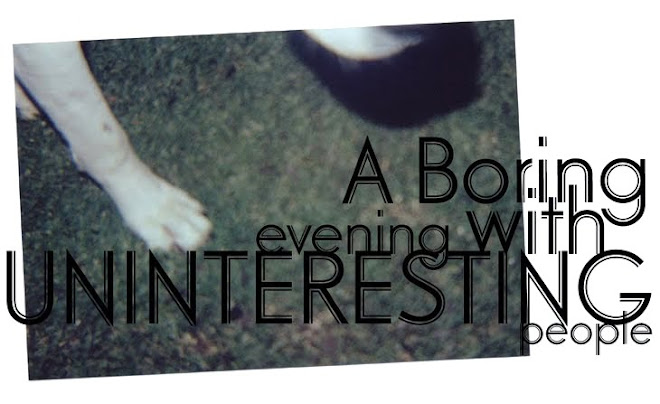 meaning banal uninteresting lives facebook