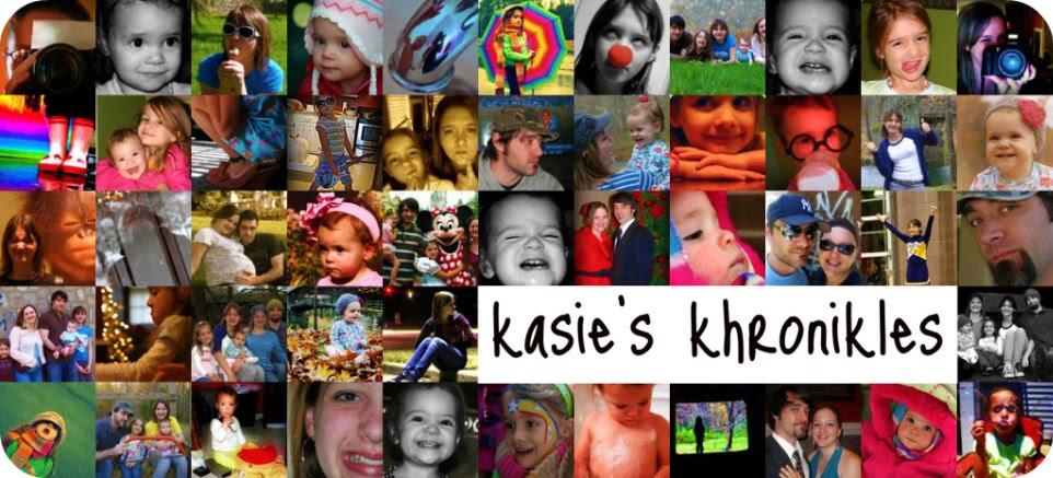 kasie's khronikles