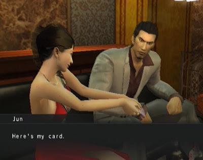 from Xander yakuza dating