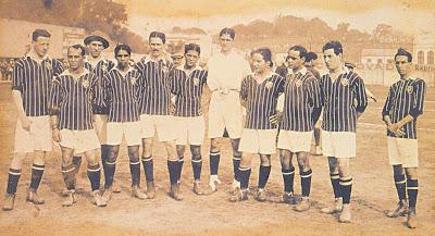 Fluminense em 1914