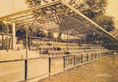 Arquibancadas do Fluminense em 1915