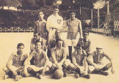 Fluminense em 1917
