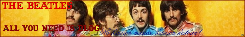 BEATLES...! All you need is blog