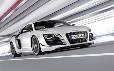 2011 Audi R8 GT Car Wallpaper