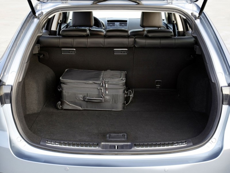 Mazda 6 Wagon Custom | iswahyudi