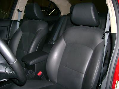 2010 Suzuki Kizashi Turbo Concept Interior