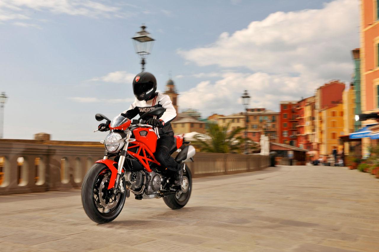 Ducati monster bikes