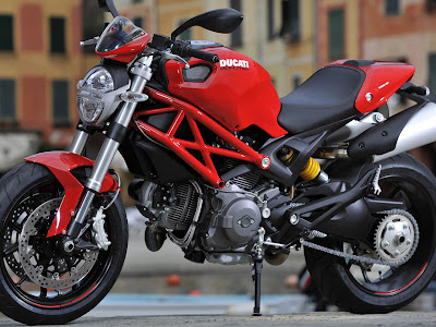 2011 Ducati Monster 796 Red Series