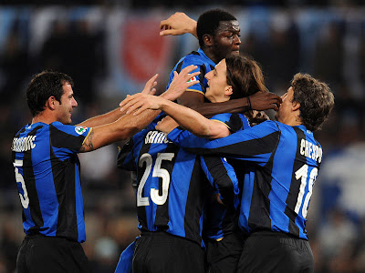 Inter Milan Best Soccer Team