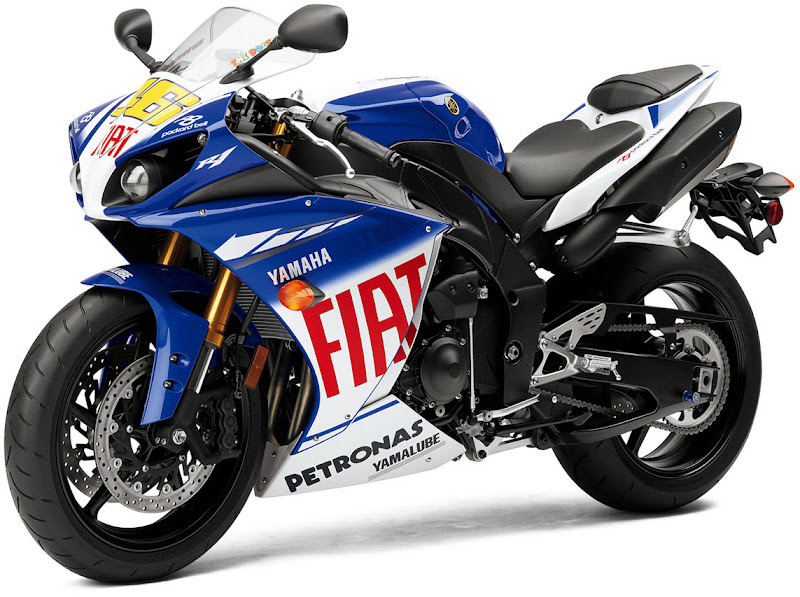 2010 Yamaha YZF-R1 Valentino Rossi title=