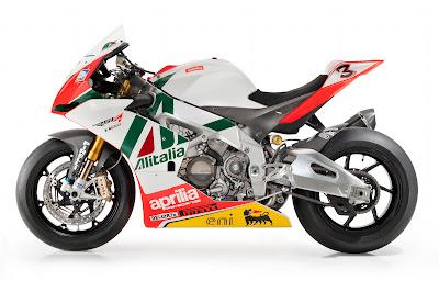 Aprilia RSV4 Max Biaggi Replica Motorcycles