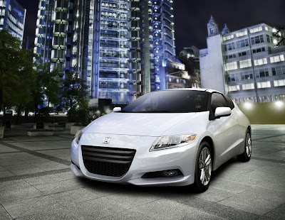 2011 Honda CR-Z Sport Hybrid Coupe Luxury Car
