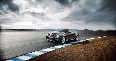 2011 Cadillac CTS-V Coupe Car Wallpaper