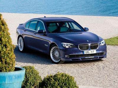 2011 BMW Alpina B7 Sport Sedan