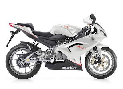 2010 Aprilia RS125 Sport Bike