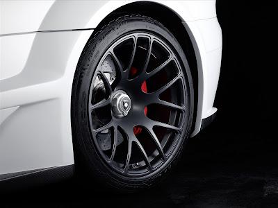 2010 Gemballa MIG-U1 Ferrari Enzo Racing Wheel