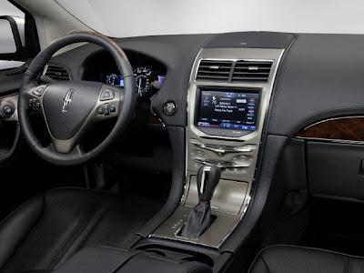 2011 Lincoln MKX Interior