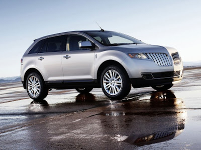 2011 Lincoln MKX Image