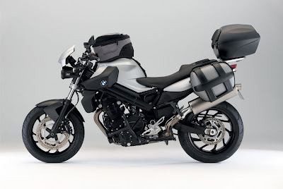 2010 BMW F800R Motorcycle