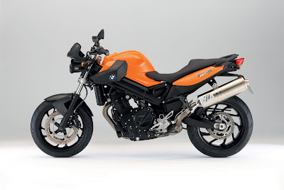2010 BMW F800R Fighting Sport