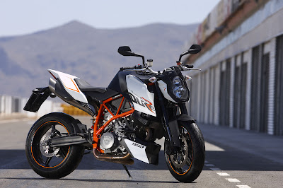 2010 KTM 990 Super Duke R Sport Bike