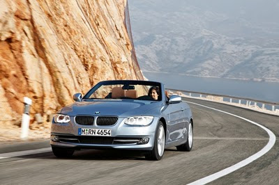 2011 BMW 3-Series Convertible First Drive