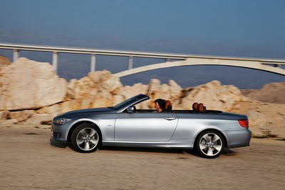 2011 BMW 3-Series Convertible Side View