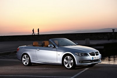 2011 BMW 3-Series Convertible Wallpaper