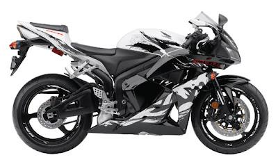 2010 Honda CBR600RR ABS Sport Bike