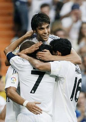 Kaka Real Madrid Football Team