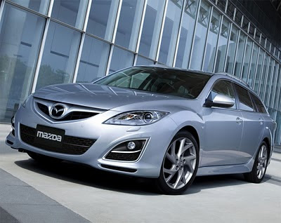 2011 Mazda6 facelift Car Wallpaper