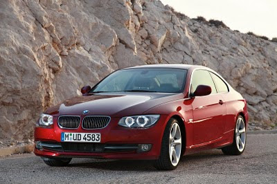 2011 BMW 3-Series Coupe Sport Car