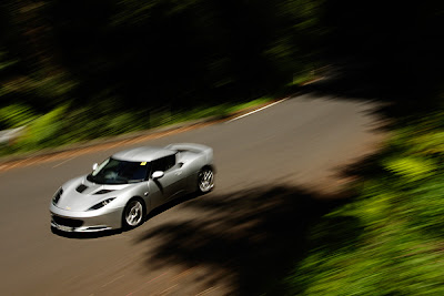 2010 Lotus Evora Sport Car