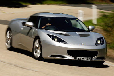 2010 Lotus Evora Picture