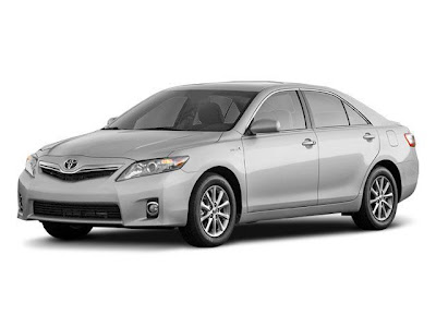 2010 Toyota Hybrid Camry Car Picture