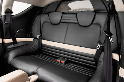 2010 Lotus Evora Seats