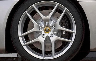 2010 Lotus Evora Wheels