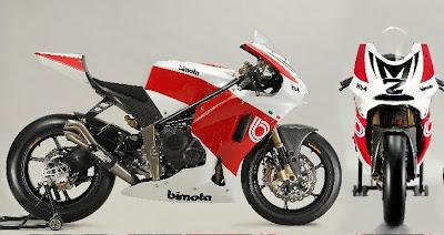 2010 Bimota HB4 Moto2 Wallpaper