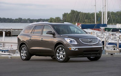 2010 Buick Enclave Car Picture