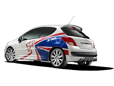 2011 Peugeot 207 S16 New Rally Car