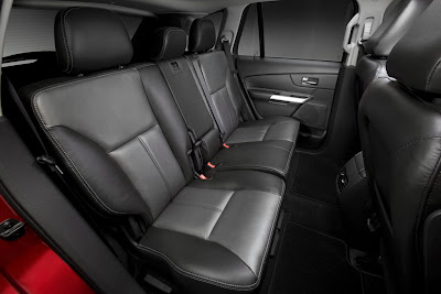 2011 Ford Edge Seats