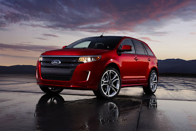 2011 Ford Edge Car Wallpaper