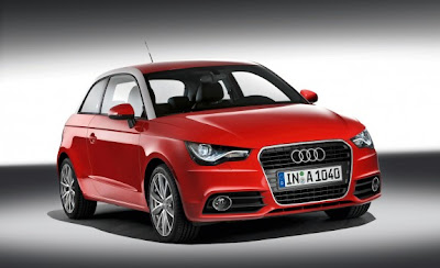 2011 Audi A1 Picture