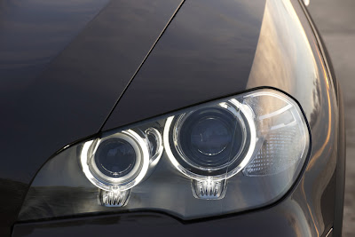 2011 BMW X5 Headlights